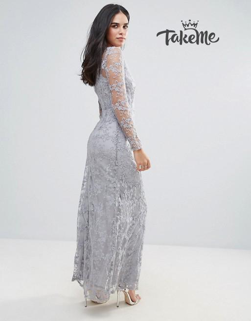 Платье напрокат серов