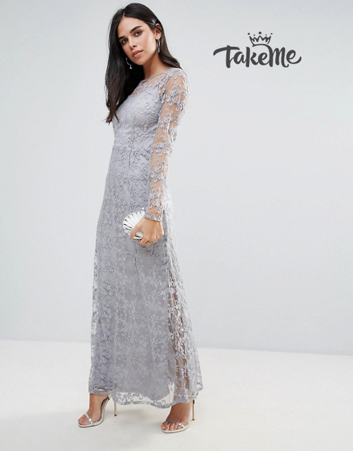 французская одежда платья